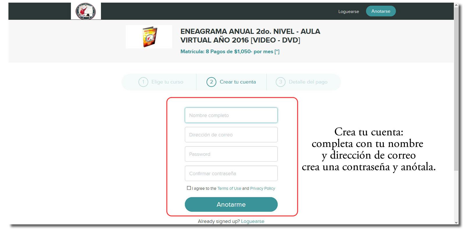 GUIA DE SUSCRIPCION CON CUPON 0 1-Fullscreen capture 8312016 60827 PM